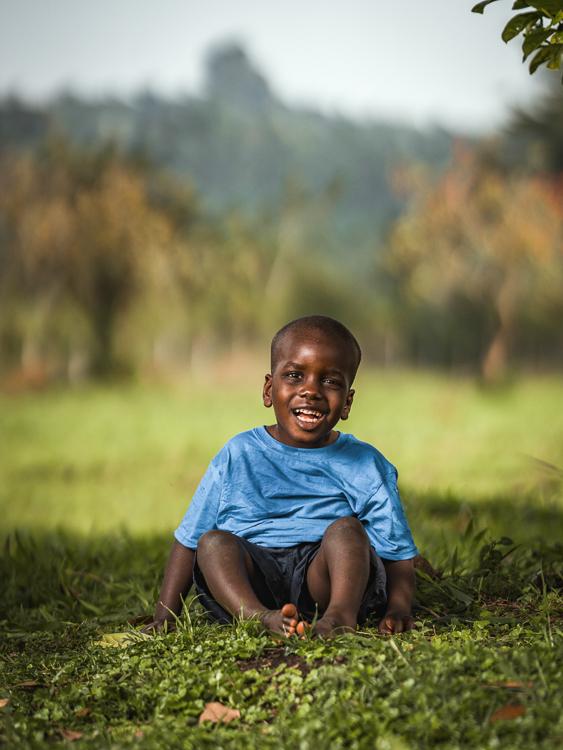 Child David Muwanguzi