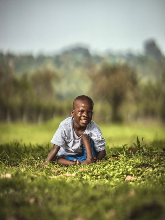 Child Elijah Baguma
