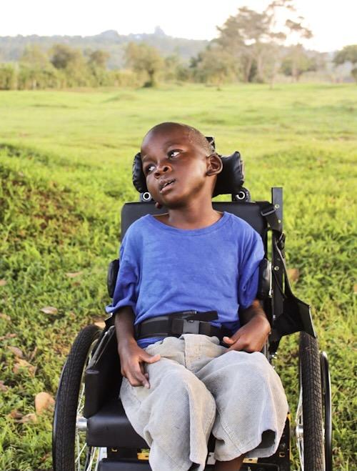Child William Mwesigwa