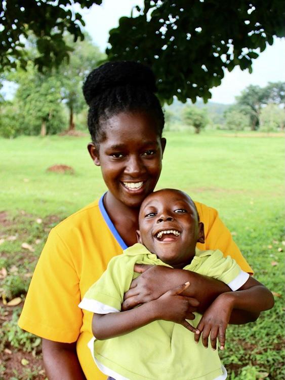 Child Jonah Kiwanuka